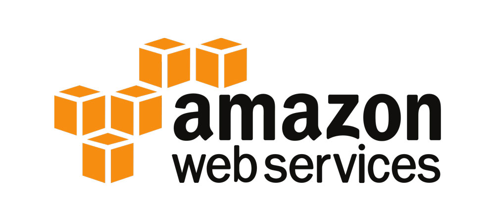 The Amazon Web Services logo.